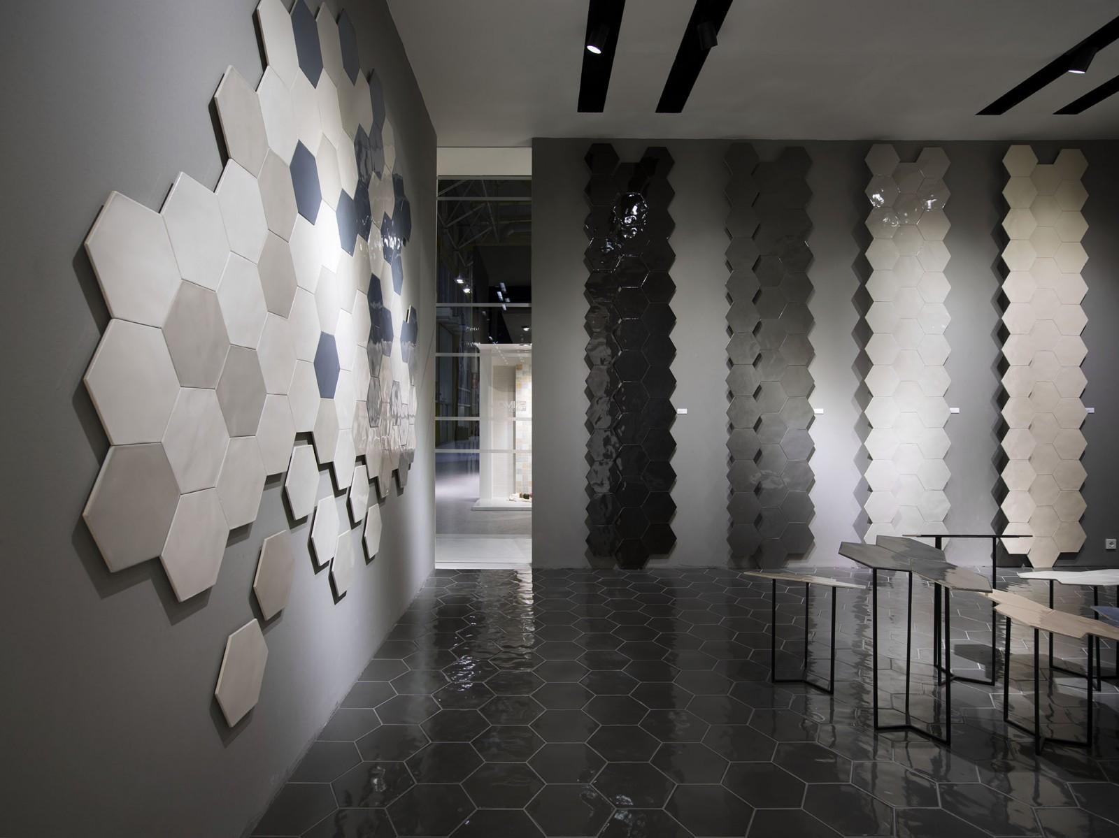 Alessandro bucci architetti for Ceramica d imola