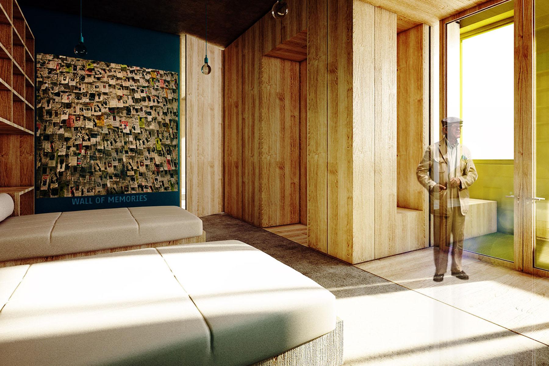 Alessandro bucci architetti for La mia nuova casa