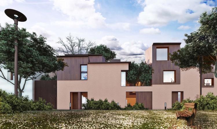 Alessandro bucci architetti for Architettura residenziale contemporanea