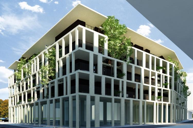 Alessandro bucci architetti for Architettura verde